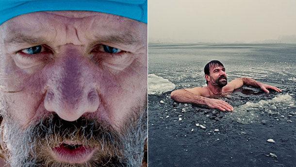 Wim Hof, el hombre de hielo